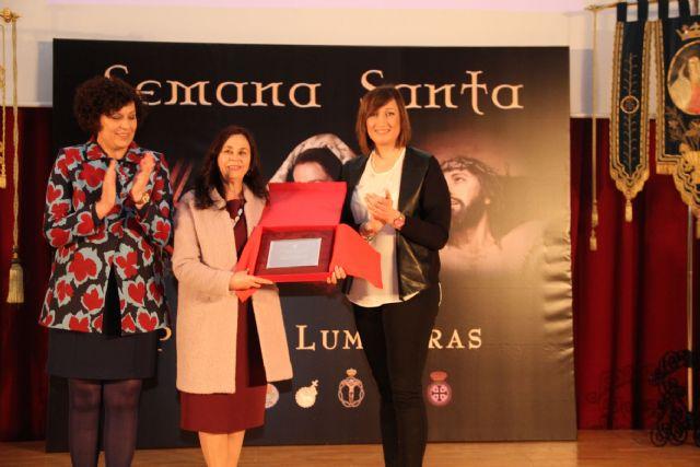 La escritora lumbrerense Isabel Navarro pregonó la Semana Santa lumbrerense - 3, Foto 3