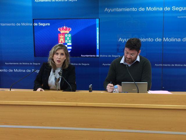El presupuesto del Ayuntamiento de Molina de Segura para el año 2017 es de 58.083.192 euros - 1, Foto 1