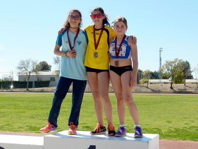 Broche de oro del Club Atletismo Alhama en las combinadas de menores, Foto 2