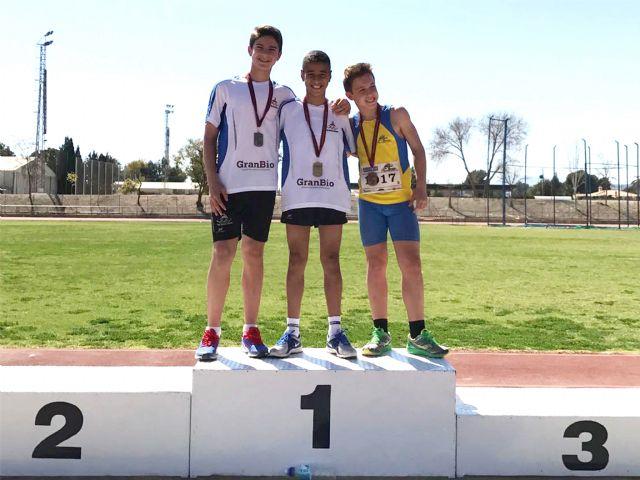 Broche de oro del Club Atletismo Alhama en las combinadas de menores, Foto 3
