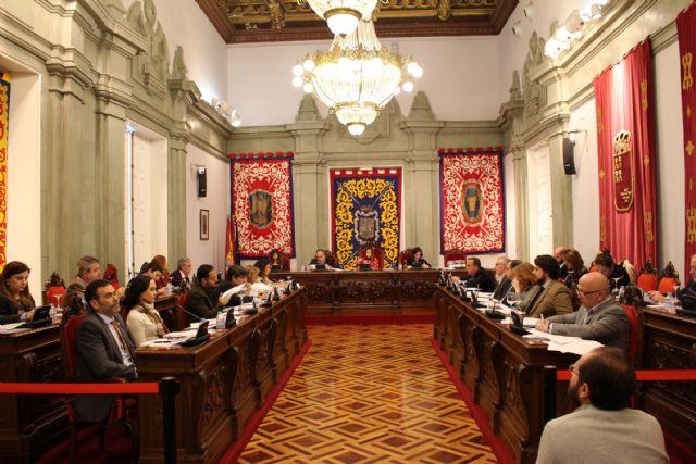 Cs condiciona su apoyo a los presupuestos a la ejecución de su moción de 2017 para mejorar la seguridad vial en Cartagena - 1, Foto 1