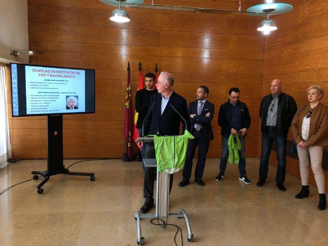 Estudiantes de 46 centros educativos recibirán charlas y talleres informativos  sobre seguridad vial y el uso de la bici - 2, Foto 2