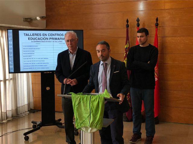 Estudiantes de 46 centros educativos recibirán charlas y talleres informativos  sobre seguridad vial y el uso de la bici - 3, Foto 3