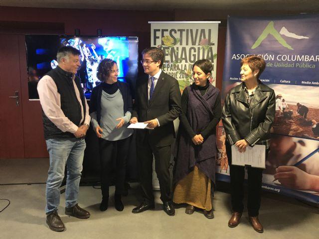 El Festival Venagua incluye por vez primera actuaciones de circo en la calle - 1, Foto 1