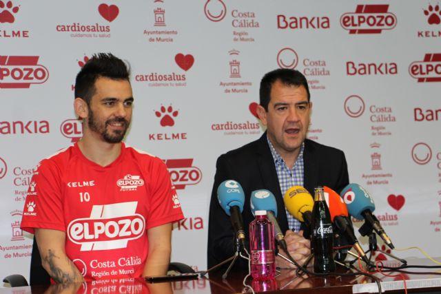 Fran Serrejón define la Copa: Ilusión por parte de los que participamos y reto por parte del fútbol sala - 1, Foto 1
