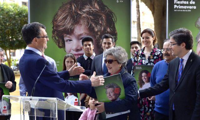 Los murcianos ponen cara, por primera vez, al cartel de las Fiestas de Primavera 2018 - 2, Foto 2