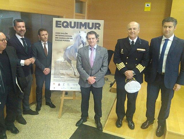 La Comunidad recibe en el último año 112 nuevas solicitudes de inscripción en el Registro de Explotaciones Equinas, Foto 1
