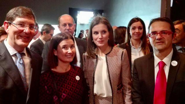Premio Feder 2018 a la Consejería de Salud, Foto 1