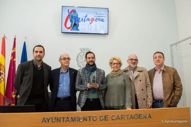 Cartagena rendira homenaje a Isidoro Maiquez por el 200 aniversario de su muerte - 1, Foto 1