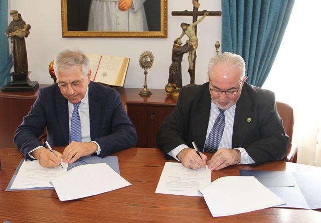 La UCAM y Editorial Médica Panamericana firman un convenio para ampliar la formación de profesionales de la salud - 1, Foto 1