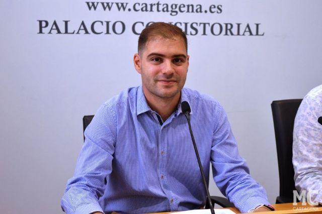 MC Cartagena exige al Gobierno socialista que no obstaculice la instalación de césped artificial en La Palma - 1, Foto 1