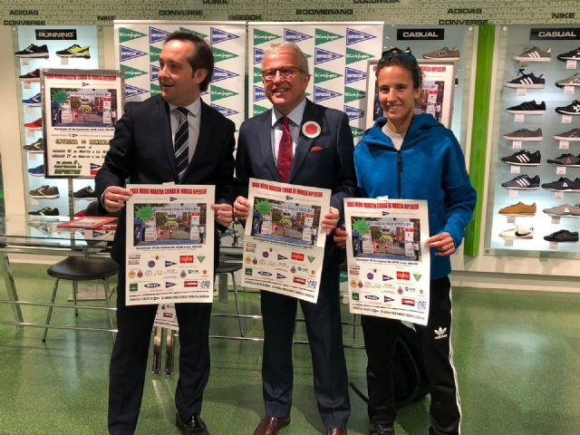 La Media Maratón Ciudad de Murcia, gran premio Hipercor, regresa este domingo a nuestra ciudad - 1, Foto 1