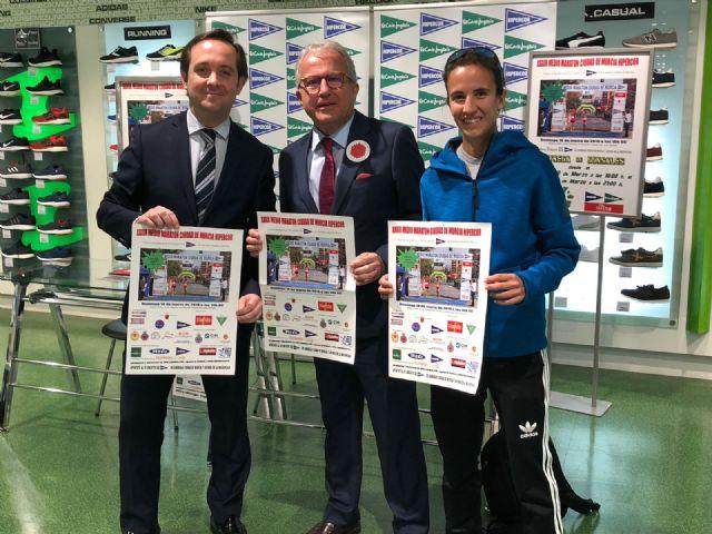 La Media Maratón Ciudad de Murcia, gran premio Hipercor, regresa este domingo a nuestra ciudad - 2, Foto 2