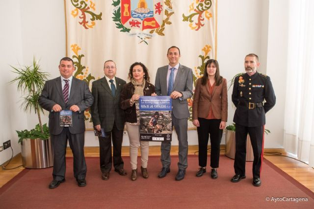 La UCAM Cartagena organiza el IV Congreso Internacional Universitario de la Ruta de las Fortalezas - 1, Foto 1