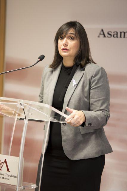 Isabel Soler: Las mujeres víctimas de violencia de género han sabido desterrar el silencio y denunciarlo - 1, Foto 1