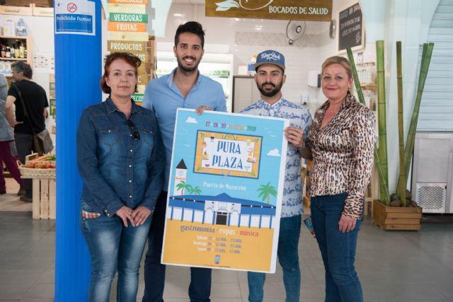 El Luiso y The Tracks actuarán en la Feria Gastronómica Pura Plaza - 1, Foto 1