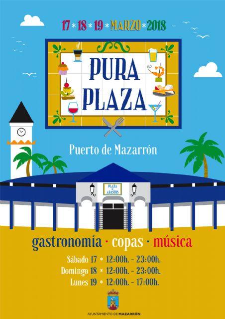 El Luiso y The Tracks actuarán en la Feria Gastronómica Pura Plaza - 2, Foto 2
