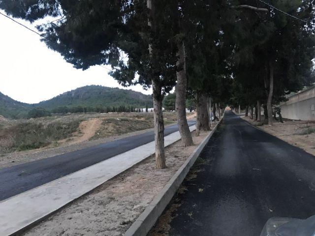 Finalizan las obras de adecuación del Camino del cementerio - 2, Foto 2