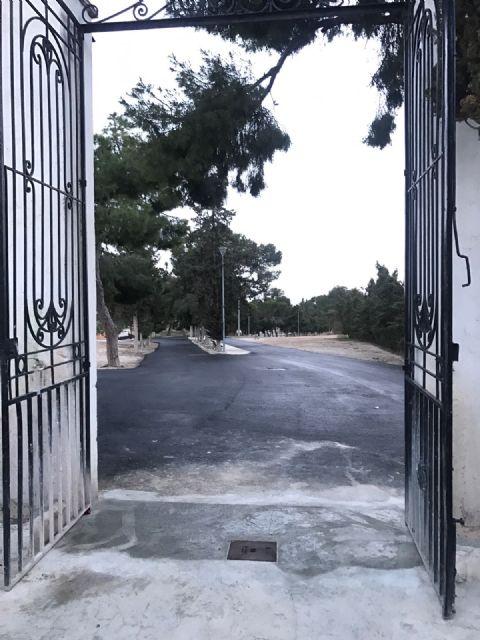 Finalizan las obras de adecuación del Camino del cementerio - 3, Foto 3
