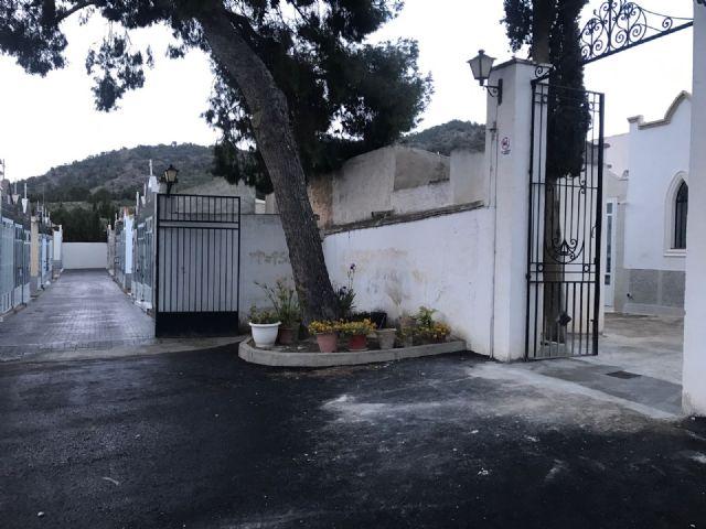 Finalizan las obras de adecuación del Camino del cementerio - 4, Foto 4