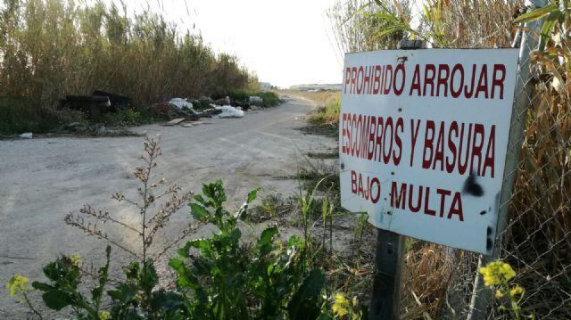 Cambiemos Murcia pide que se respete la acequia Alquibla en las obras de la Senda Verde - 1, Foto 1