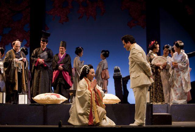 Madama Butterfly, una cita con la ópera de Puccini en Cartagena - 1, Foto 1
