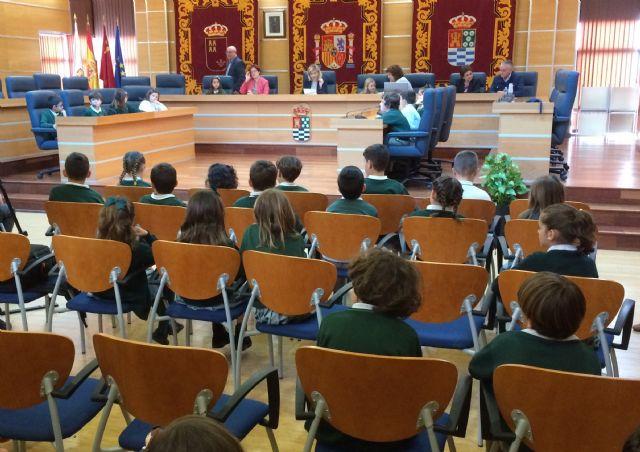 Alumnado de Educación Primaria del Centro Educativo Los Olivos de Molina de Segura desarrolla el proyecto medioambiental Salvemos el Mundo - 2, Foto 2