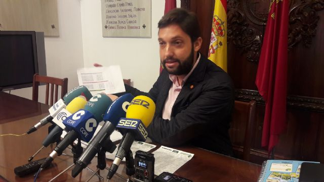 El Ayuntamiento solicita al juzgado el fraccionamiento de la cantidad que el municipio tiene que devolver por culpa de un convenio urbanístico en Zarcilla de Ramos - 1, Foto 1