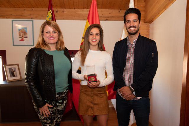 Reconocimiento a la atleta Miriam Sánchez Celdrán, Foto 1