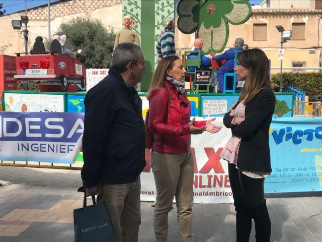 El Parque de San José acogerá hasta el lunes la II Feria Outlet organizada por el Ayuntamiento y los comerciantes de esta zona - 1, Foto 1