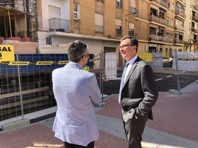 Mañana se abre al tráfico la nueva conexión entre el barrio de El Carmen y el Infante dentro del proyecto ADN - 1, Foto 1