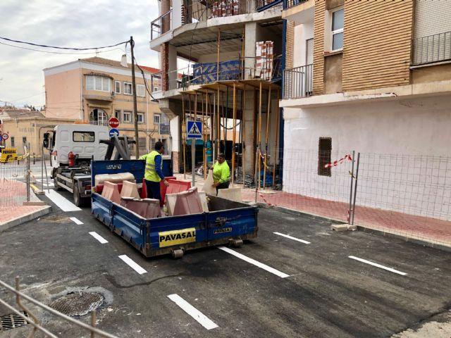 Mañana se abre al tráfico la nueva conexión entre el barrio de El Carmen y el Infante dentro del proyecto ADN - 2, Foto 2
