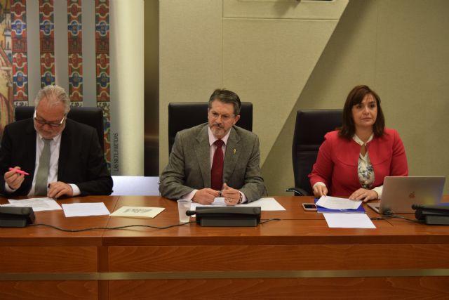 El PP impulsa desde la Asamblea Regional la retransmisión en directo por TVE del Viernes Santo lorquino - 1, Foto 1