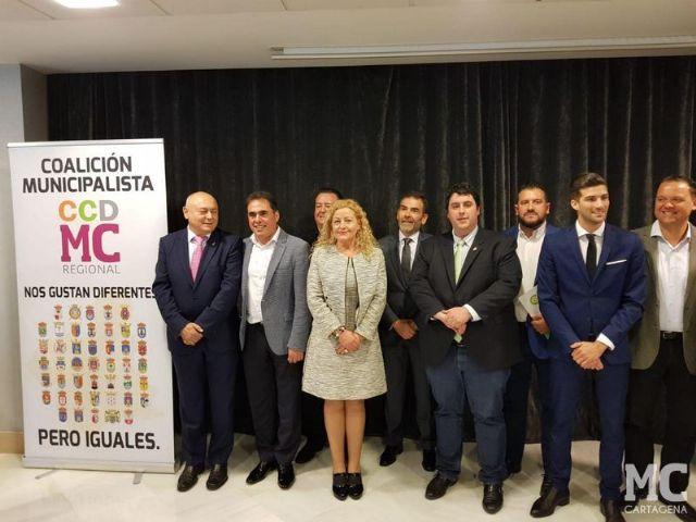 Nace la coalición municipalista que dará voz a los 45 municipios de la Comunidad Autónoma en la Asamblea Regional - 4, Foto 4