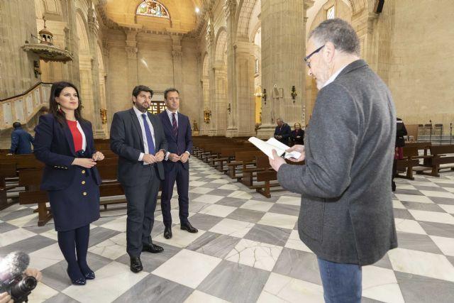 El presidente visita la Basílica de la Purísima Concepción de Yecla, con motivo del 150 aniversario de su apertura al culto - 2, Foto 2