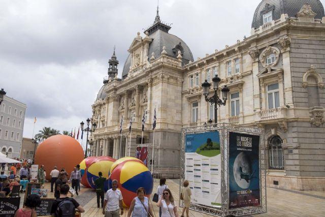 Últimos días para presentar proyectos artísticos a la convocatoria pública del Festival  Mucho Más Mayo 2019 de Cartagena - 1, Foto 1