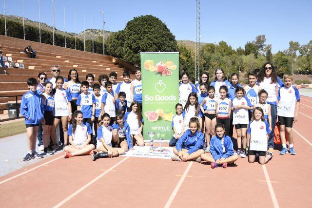 Grandes resultados del Club Atletismo Alhama en el Cto. Regional de Clubes Sub14 y de Pruebas Combinadas Benjamín y Alevín, Foto 3