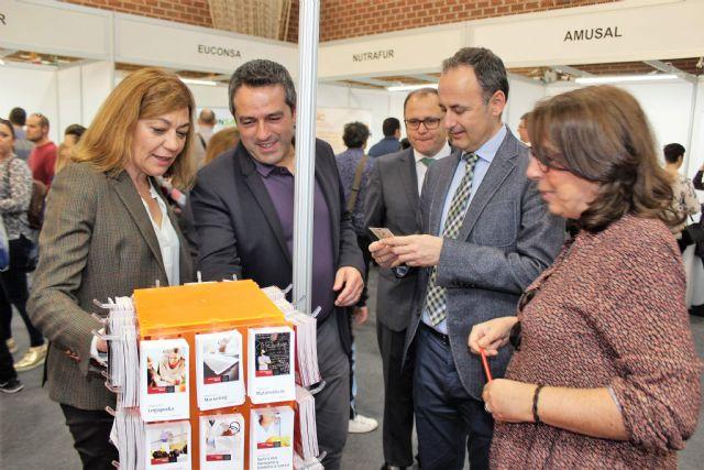 El III Foro de Empleo, Formación y Emprendimiento en Alcantarilla, concluyo con 52 empresas y entidades - 1, Foto 1