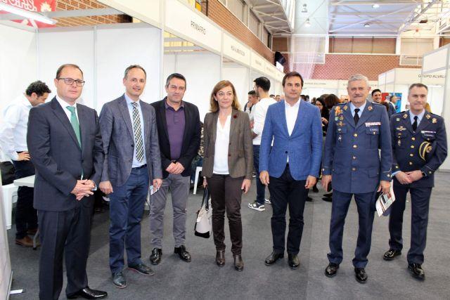 El III Foro de Empleo, Formación y Emprendimiento en Alcantarilla, concluyo con 52 empresas y entidades - 3, Foto 3