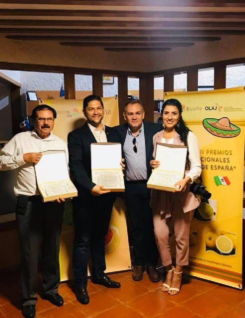 """Los Premios Internacionales """"Cítricos de España"""" triunfan y tiene """"gran éxito"""" en México - 1, Foto 1"""