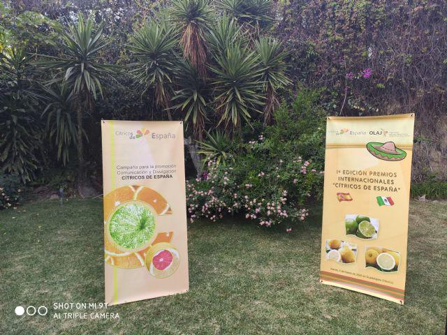 """Los Premios Internacionales """"Cítricos de España"""" triunfan y tiene """"gran éxito"""" en México - 2, Foto 2"""
