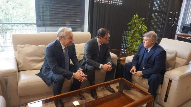 Ayuntamiento y Delegación del Gobierno trabajarán para el desbloqueo y consecución de proyectos para Mazarrón - 3, Foto 3