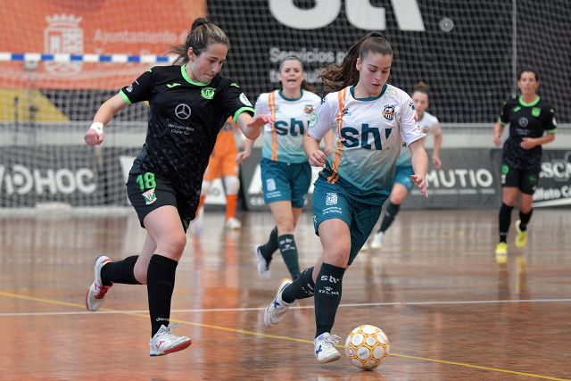 El STV acaba la primera fase con empate en casa ante el Leganés - 1, Foto 1