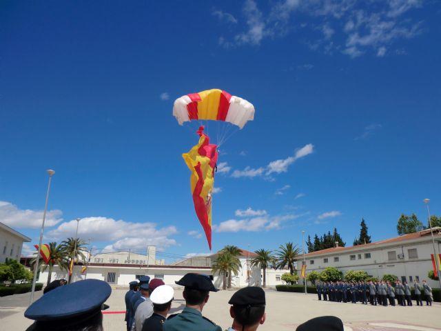 El Alcalde asiste a la clausura y entrega de trofeos del 49 Campeonato de España de Paracaidismo Militar - 2, Foto 2