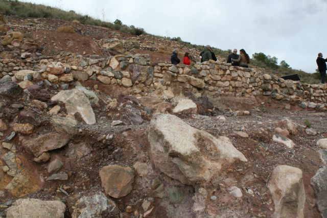 The public service management of promotion activities of the Argaric archaeological site La Bastida is extended by one year, Foto 2
