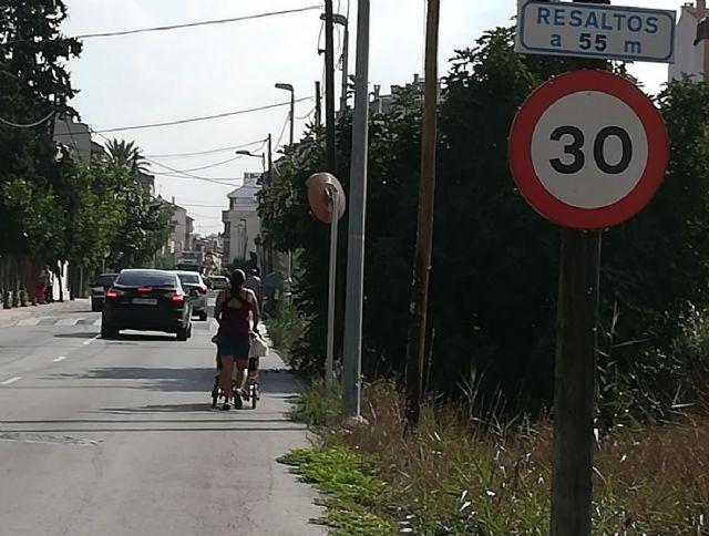 Ahora Murcia pide limpieza, seguridad y movilidad dignas en la calle Taller de Patiño - 2, Foto 2