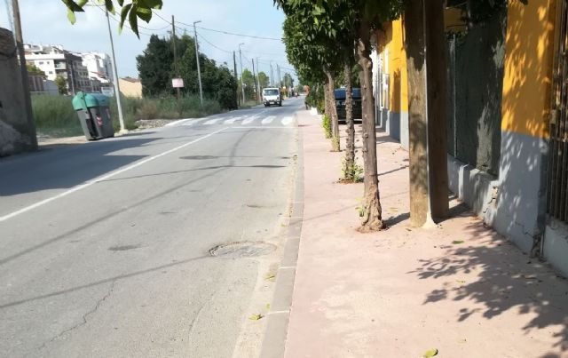 Ahora Murcia pide limpieza, seguridad y movilidad dignas en la calle Taller de Patiño - 3, Foto 3