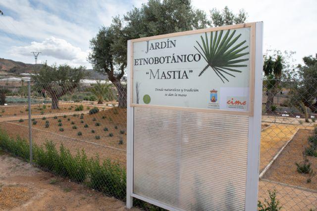 El jardín etnobotánico crea un nuevo espacio de educación medioambiental en el municipio, Foto 2