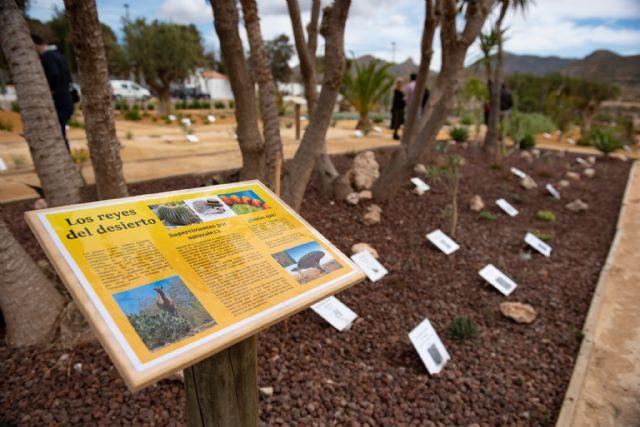 El jardín etnobotánico crea un nuevo espacio de educación medioambiental en el municipio, Foto 5