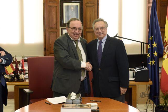 La UMU firma convenios de colaboración con Grupo Fuertes para la creación de dos cátedras - 1, Foto 1